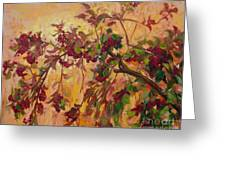 Viburnum Greeting Card