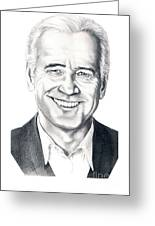 Vice President Joe Biden Greeting Card