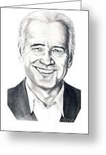 Vice President Joe Biden Greeting Card