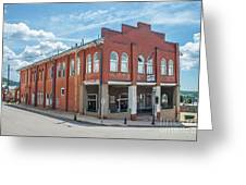Victor Elks Lodge Greeting Card