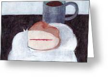 Victoria Sandwich  Greeting Card