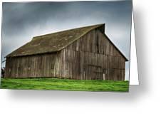 Victorian Barn  Greeting Card