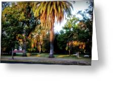 Victory Park Greeting Card
