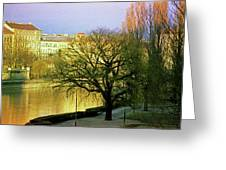 Vienna 1 Greeting Card