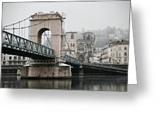 Vienne, France Greeting Card