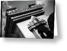 Vientiane Arch Greeting Card