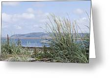 View Of North Wales Greeting Card