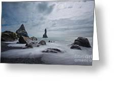 Vik Iceland Greeting Card
