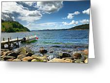 Viken - Sweden Greeting Card