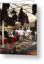 Viktualienmarkt - Munich Greeting Card