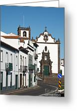 Vila Franca Do Campo, Azores Greeting Card