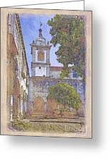 Vila Pouca Da Beira Greeting Card