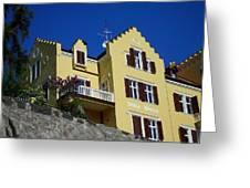 Villa Weiss Greeting Card