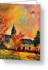 Villers Sur Semois Greeting Card