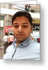 Vinay Kumar Greeting Card