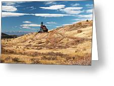 Vindicator Valley Mine Trail Greeting Card