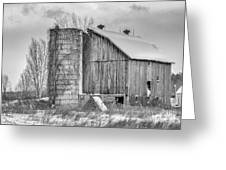 Vintage Barn Greeting Card