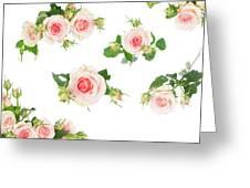 Graden Roses Greeting Card