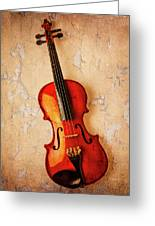 Violin Dreams Greeting Card