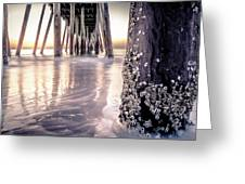 Virginia Beach Pier 2 Greeting Card