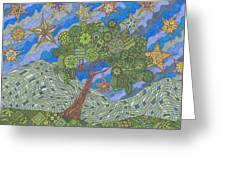 Virginia Quilts Greeting Card