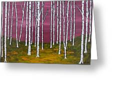 Vision Quest Xvii Greeting Card