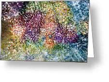 Visionary Painting Greeting Card
