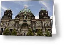 Visiting Berlin 2 Greeting Card