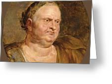 Vitellius Greeting Card