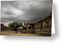 Vittala Temple Greeting Card