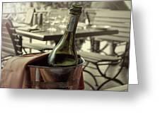 Viva Lamour Chill To Taste Greeting Card