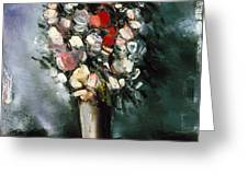 Vlaminck: Summer Bouquet Greeting Card
