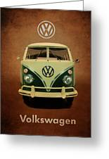 Volkswagen T1 1963 Greeting Card