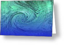Vortex Greeting Card