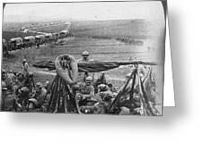 W W I: Battle Of Verdun Greeting Card