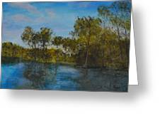 Waccamaw Breeze I Greeting Card