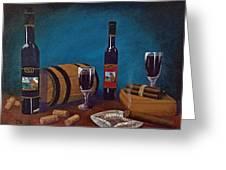 Waco Winery Greeting Card