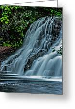 Wadsworth Falls 4 Greeting Card