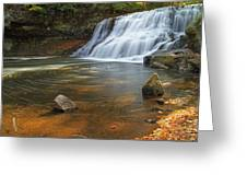 Wadsworth Falls Greeting Card