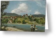 Waldshut Greeting Card
