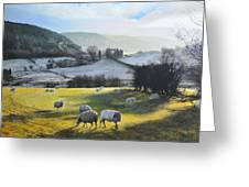Wales. Greeting Card