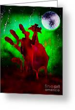 Walking Dead Daryle Greeting Card