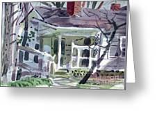 Wallis House Greeting Card
