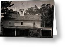 Walnford Carriage House Greeting Card