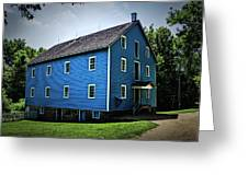 Walnford Mill Greeting Card