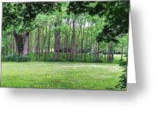Walnut Grove Greeting Card