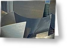 Walt Disney Concert Center Greeting Card