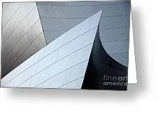 Walt Disney Concert Hall 9 Greeting Card