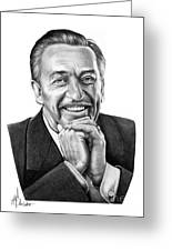 Walt Disney Greeting Card