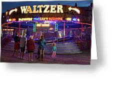 Waltzer Greeting Card